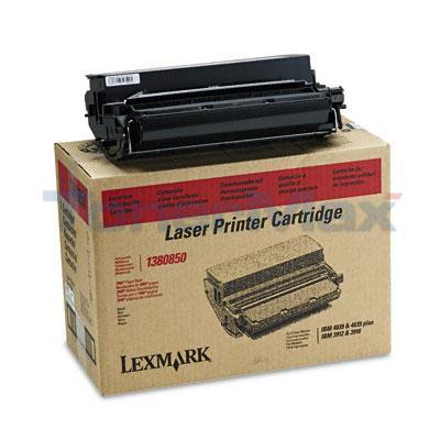 LEXMARK 4039 TONER BLACK